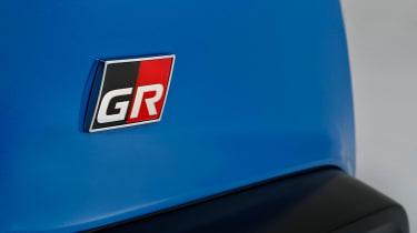 Toyota GR Supra Jarama Racetrack Edition - badge