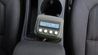 Audi A4 FitCar PPV centre console
