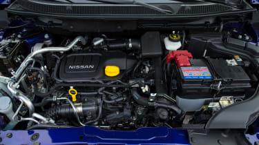 Nissan Qashqai 2014 1.6 dCi engine