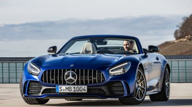 Mercedes-AMG GT R Roadster - front static