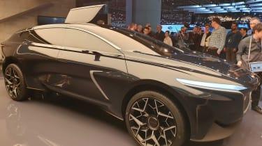 Lagonda All-Terrain concept static geneva