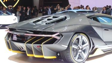 Geneva Motor Show 2016 - Lamborghini Centenario 8