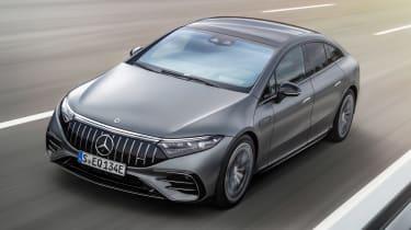 Mercedes-AMG EQS 53 - above