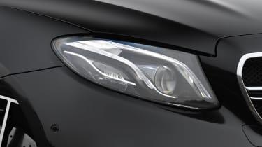 mercedes amg e53 coupe headlight