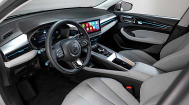 MG 5 EV - interior