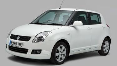 Used Suzuki Swift Mk5 - front