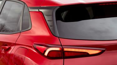 New Hyundai Kona Hybrid 2021 review - rear light