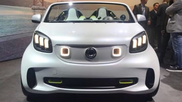 Smart ForEase concept - full front