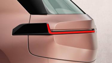 BMW Vision iNEXT - studio rear detail