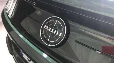 Ford Bullitt Mustang GT - Geneva rear detail