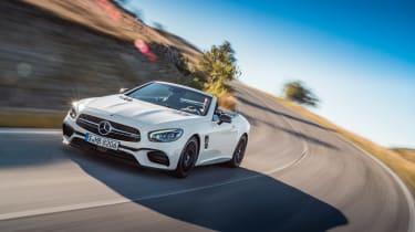 Mercedes SL facelift 2015 4