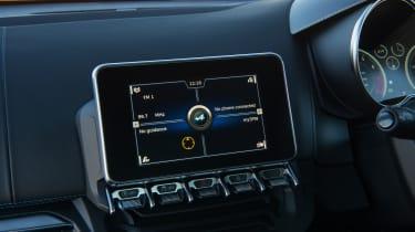 Alpine A110 Pure - infotainment