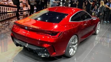 BMW Concept 4 - Frankfurt rear