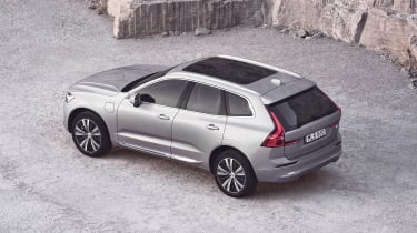 Volvo XC60 facelift - rear