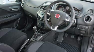 Used Fiat Grande Punto - interior