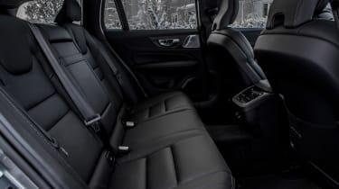 Volvo V60 Cross Country - rear seats
