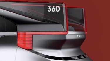 Volvo 360c concept - aero
