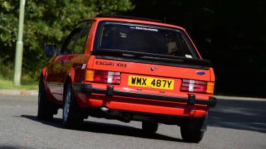 Ford Escort XR3 - rear