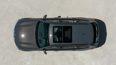 BMW 3 Series Touring - above
