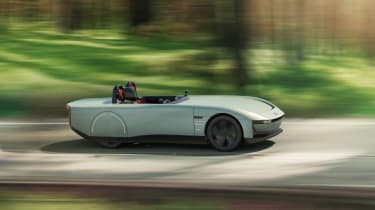 Aura concept car - side