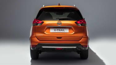 New Nissan X-Trail - full rear