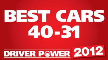 Best cars: 40 to 31