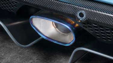 Lotus Exige Sport 410 - exhaust
