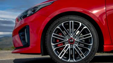 Kia Ceed GT - wheel