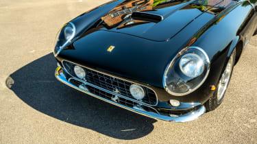 Ferrari 250 GT California Spyder remake - front close