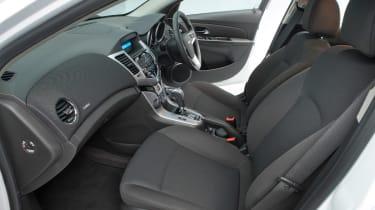 Used Chevrolet Cruze interior seats