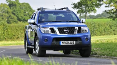 The Navara still remains one of the best pick up's on the market.
