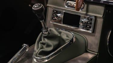 Jaguar E-Type 60 Collection - transmission