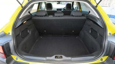 Used Citroen C4 Cactus - boot