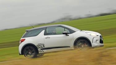 Citroen DS3 Racing side