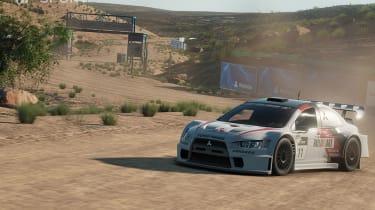GT Sport 2016 - dirt track