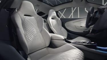 Mclaren GT MSO - seats