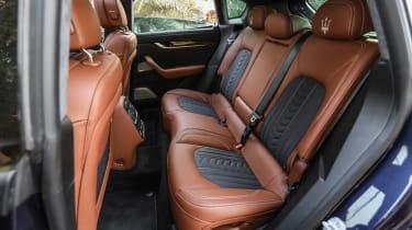 Maserati Levante - seats