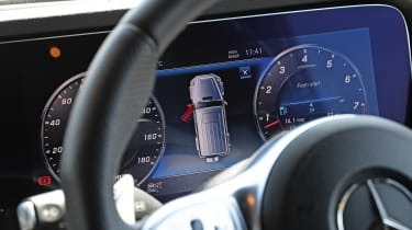 Mercedes-AMG G 63 - long term final report dashboard