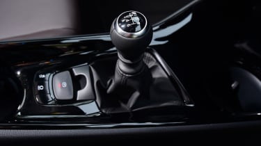 Toyota C-HR - gear lever