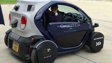Oxford's Mobile Robotics Group self-driving cars
