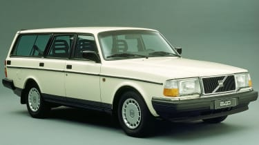 Best cars of the 80s: Volvo 240