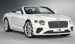 Bentley Continental GT Convertible Bavarian Edition