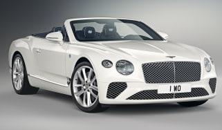Bentley Continental GT Convertible Bavarian Edition