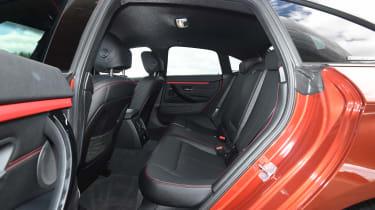 BMW 4 Series Gran Coupe - rear seats