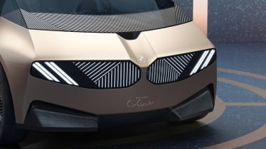BMW i Vision Circular concept - front detail