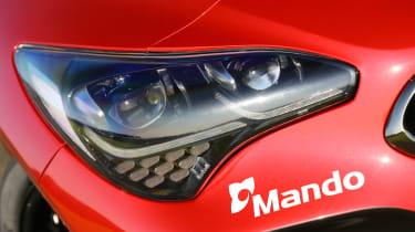 Kia Stinger GT420 - headlight