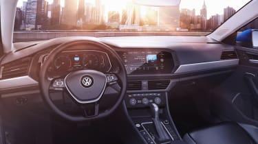 Volkswagen Jetta - dash