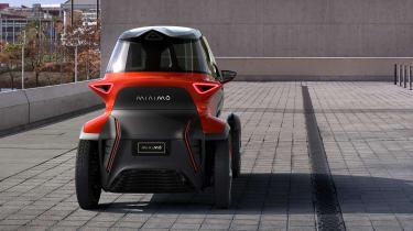 SEAT Minimo concept - full rear