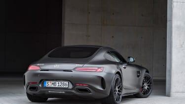 Mercedes-AMG GT C Edition 50 - rear quarter