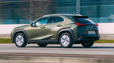 Lexus UX 300e - rear